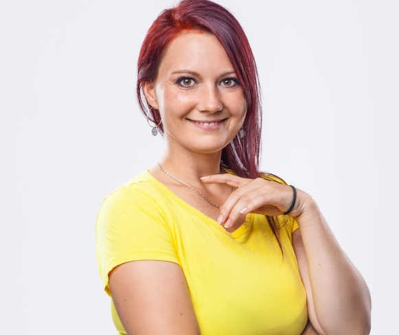 Mgr. Veronika Lhotská